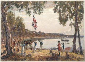 first fleet in australia