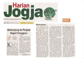 Harian Jogja daily newspaper