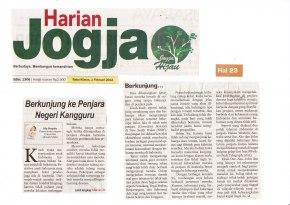 Harian Jogja daily newspaper